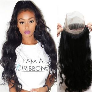 Donmily Body Wave 1 Piece 360 Frontal Closure