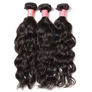 Donmily Natural Wave 1 Bundle Wavy Hair