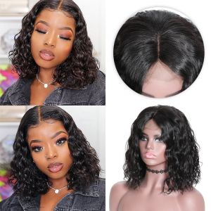 cheap lace front bob wigs human hair