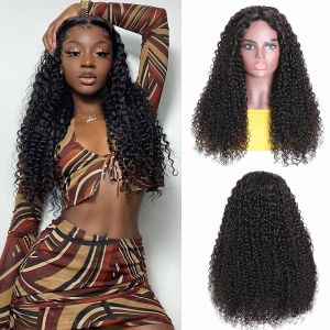 Jerry Curly 4*4 lace front wig