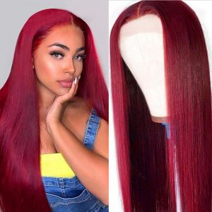 4*4 Lace Wig BG Straight Hair