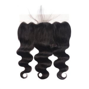 Donmily Body Wave with 13x6 Lace Frontal Free Part Virgin Hair