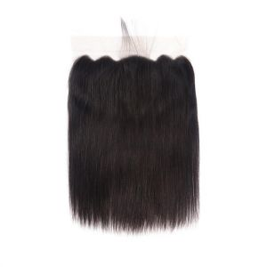 Donmily Straight Hair 13x6  Lace Front Free Part Pre Plucked