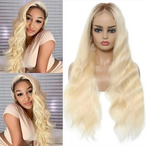 Donmily Body Wave 13x6 Lace Front Wig T4613 Hair