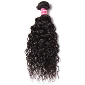 Donmily Water Wave 1 Bundle Virgin Human Hair