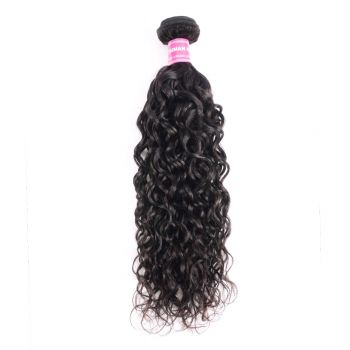 Donmily 1 Bundle New Loose Wave 100% Human Virgin Hair 8inch -26inch