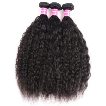 Donmily 3 Bundles Super Wave 100% Human Virgin Hair 8inch -26inch