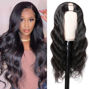 U-Part Body Wave 150% Density
