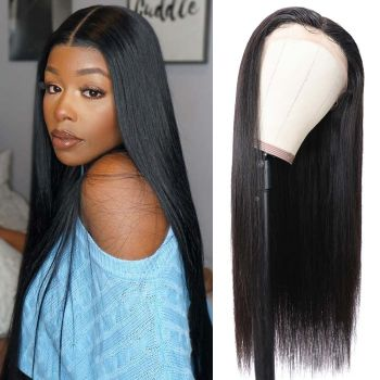 Donmily 13*5*0.5 Lace part Straight Hair wig
