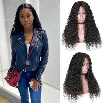 lace front wig with human hair