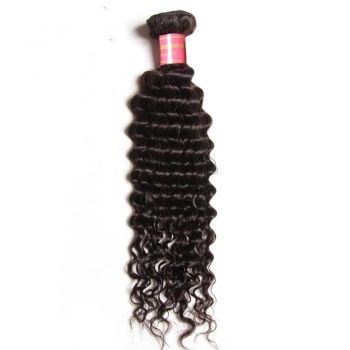 Donmily Deep Wave Virgin Hair 1 Bundle