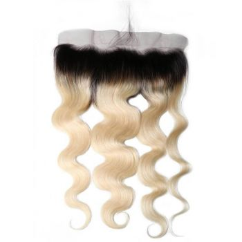 Donmily T1B/613  Body Wave Lace Frontal Free Part