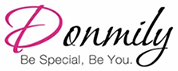 Donmily Human Hair Wigs,Be Special,Be You.