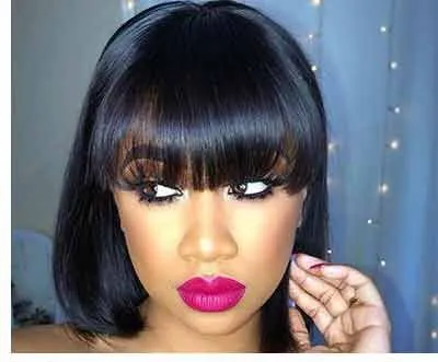 Best Face Shape for a Bob Wig