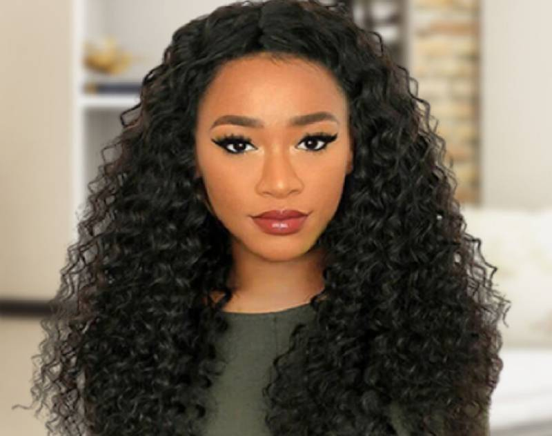 How to Keep Deep Wave Hair Looking Wet