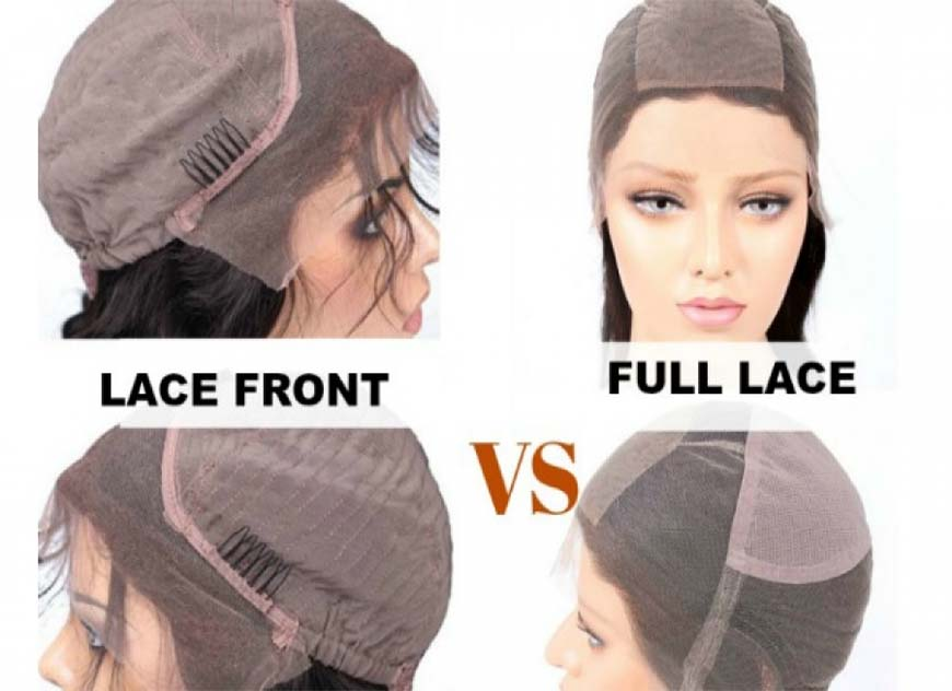 Lace Front Wig Vs Full Lace Wig
