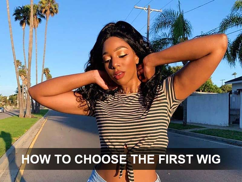 choose the first wig