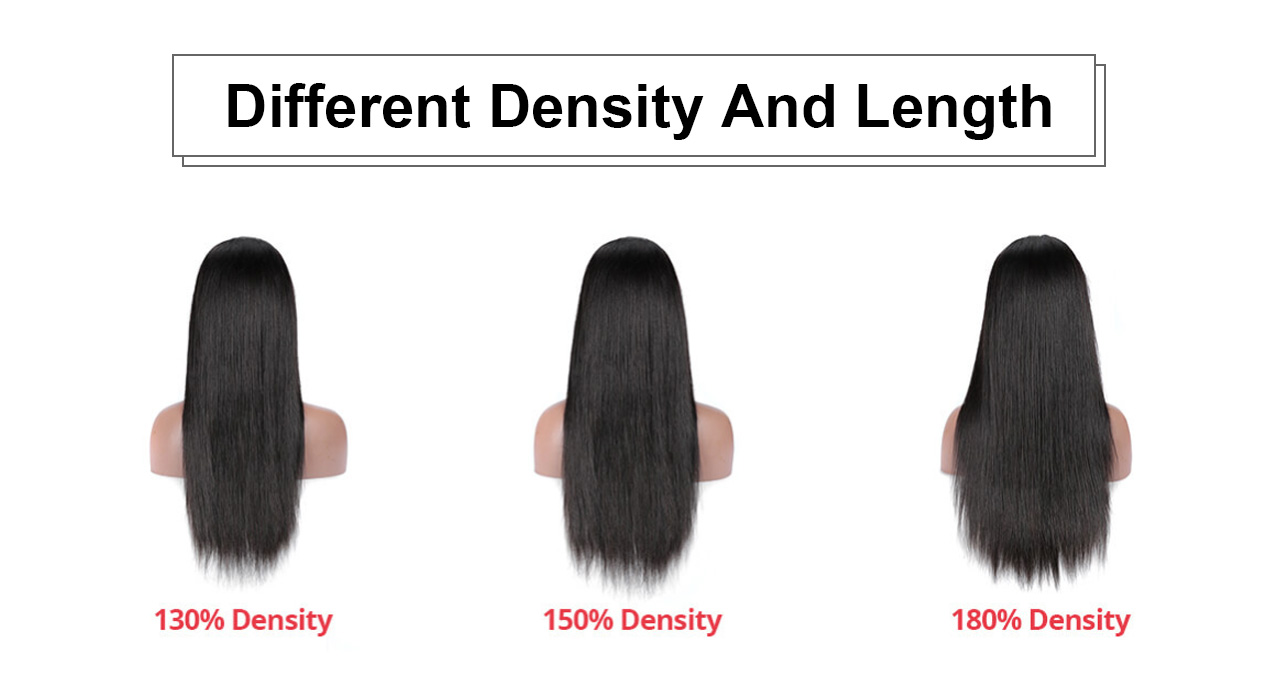 hair density compare