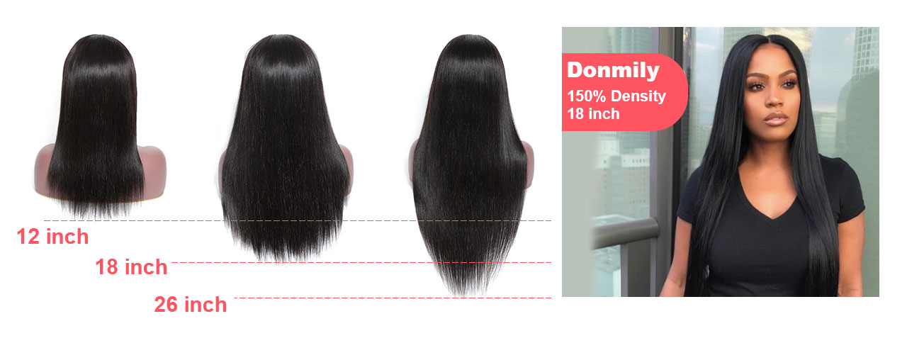 hair length detail