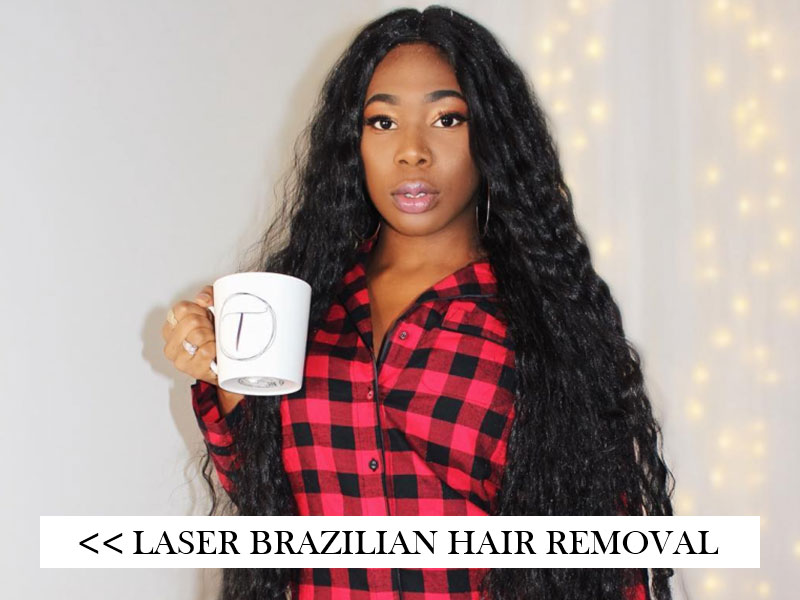 laser brazilian hair removal