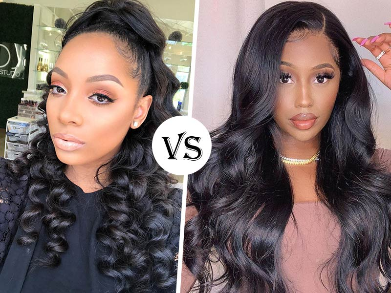 loose wave vs body wave
