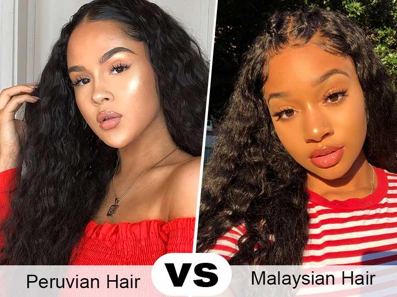 peruvian vs malaysian hair