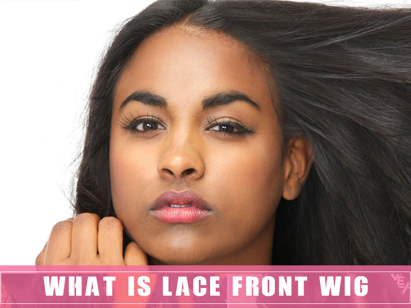 what is lace front wig