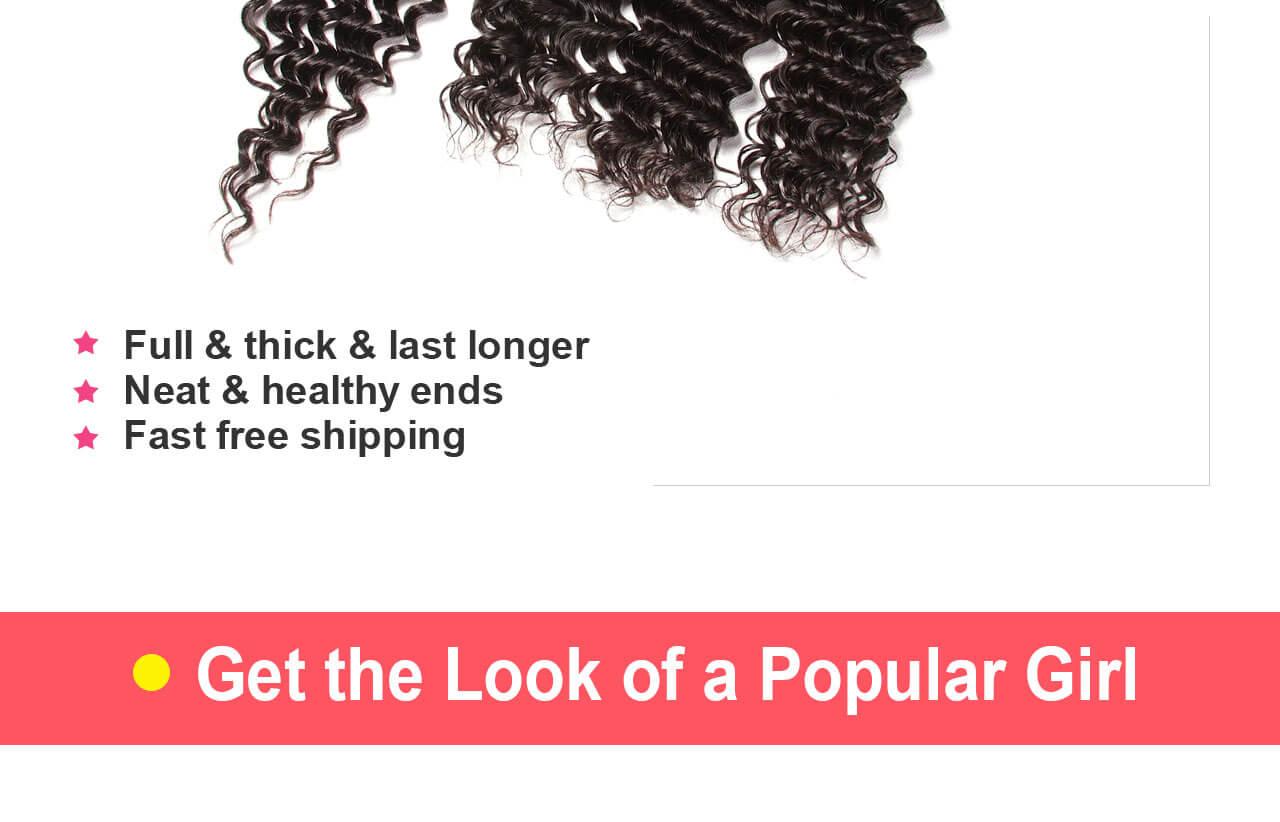 deep wave bundles hair